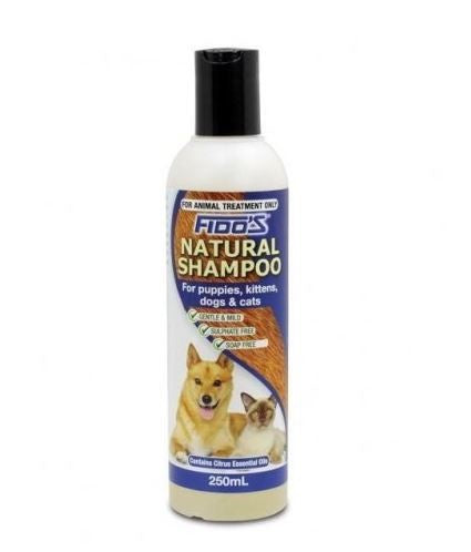 FIDOS NATURAL SHAMPOO 250ML