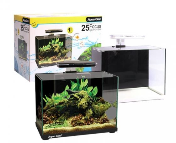 AQUA ONE FOCUS 25 AQUARIUM KIT