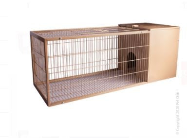 SMALL ANIMAL CAGE DUNE 150X58X58CM
