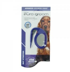EURO GROOM MAT STRIPPING BLADE
