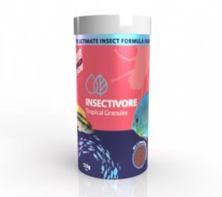INSECTIVORE TROPICAL GRANULES