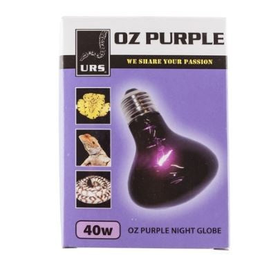 URS OZ PURPLE NIGHT GLOBE
