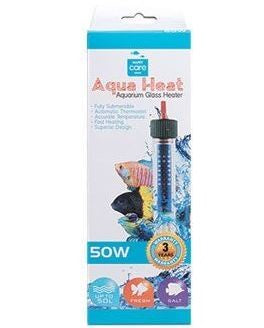 AQUACARE AQUARIUM GLASS HEATER