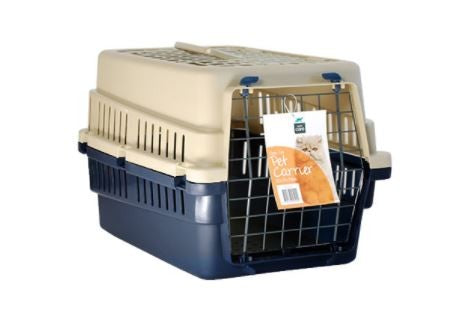 OPEN TOP PET CARRIER 50x34x32CM
