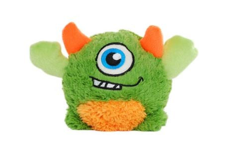 MONSTAARGH DOG TOY GREEN