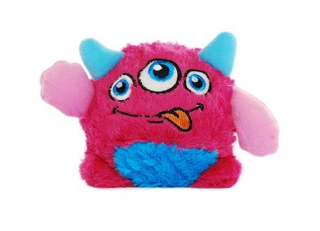 MONSTAARGH DOG TOY PINK
