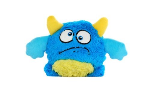 MONSTAARGH DOG TOY BLUE