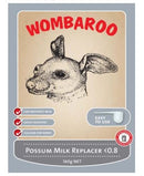 WOMBAROO POSSUM MILK REPLACER <0.8
