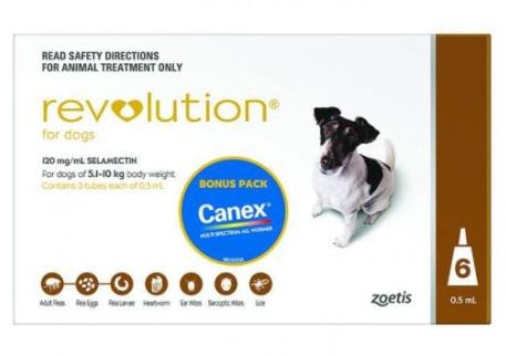 REVOLUTION DOG 5.1-10KG