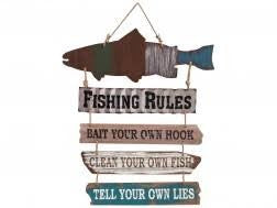 SIGN FISHING RULES