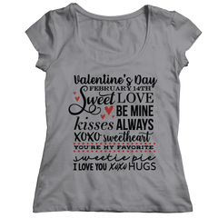 Valentines's Day Sweetheart Shirt