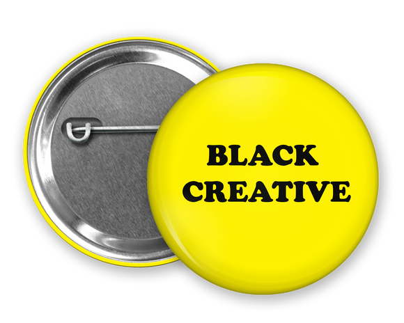 Black Creative Button