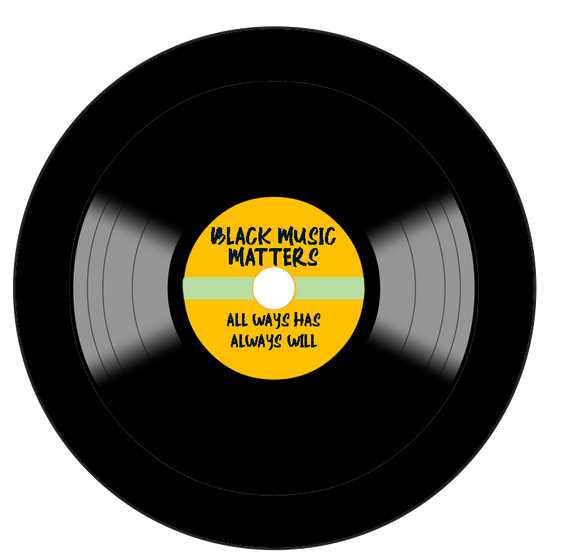 Black Music Matters| Big Button