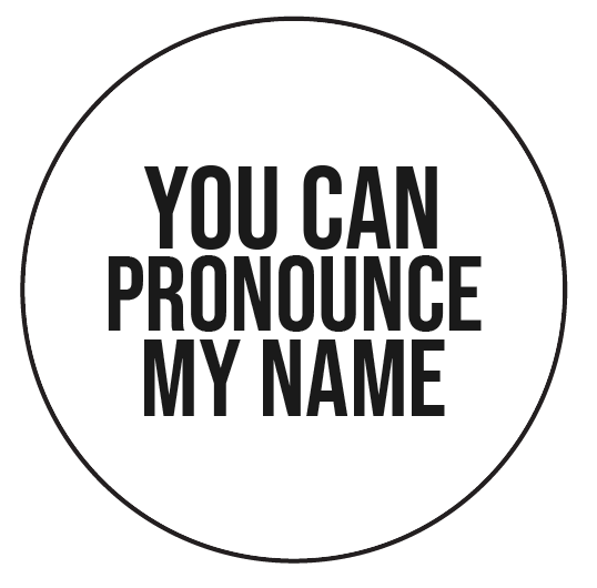Pronounce My Name | Button