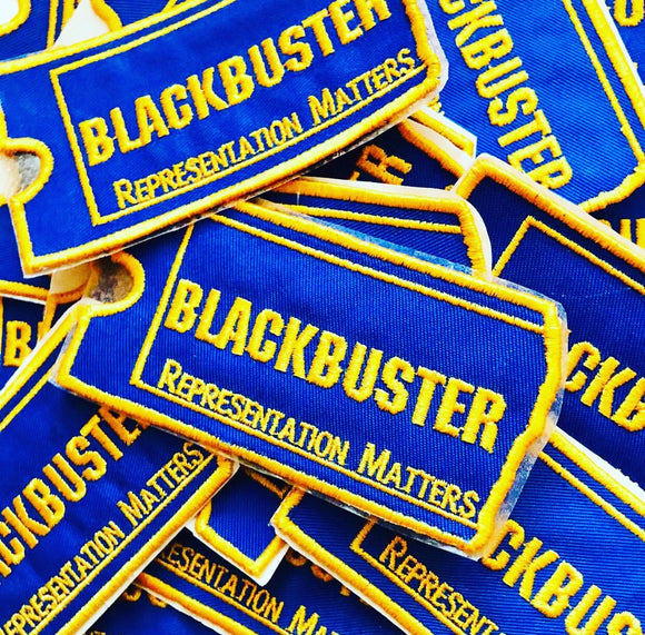 Black Buster Patch