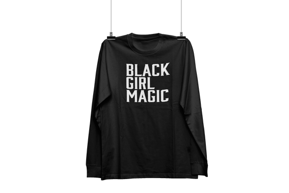 Black BGM| Long Sleeve Tee