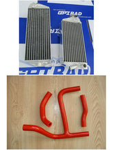 Load image into Gallery viewer, FOR Suzuki RMZ250 RMZ 250 2010 2011 2012 Aluminum Radiator + hose