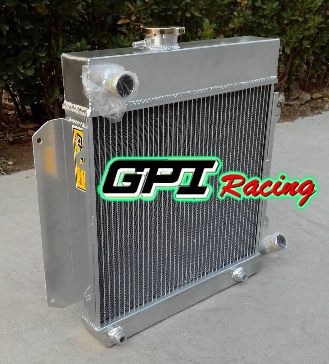 ALUMINUM RADIATOR FOR BMW E10 2002/1802/1602/1600/1502 AT 1966-1977 67 42mm CORE