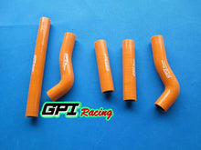 Load image into Gallery viewer, GPI silicone radiator hose kit KTM 250SXF 250 SXF 06 2006