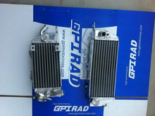 Load image into Gallery viewer, L&R Aluminum Radiator for Kawasaki KLX 300 KLX300 1997 2007 98 99 00 01 02 03 04 05 06