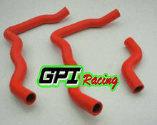 Load image into Gallery viewer, FOR HONDA VFR400 NC24 VRF400 NC 24 silicone radiator hose 3PCS
