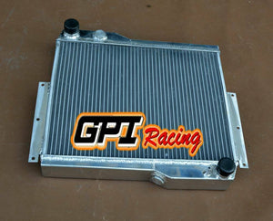 Fit  MG MGB GT V8 1973-1976 1974 1975 aluminum Radiator 56mm