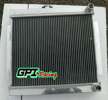 Load image into Gallery viewer, ALUMINUM  RADIATOR FOR MG MGB GT W/ROVER V8 ENGINE SWAP M/T 1977-1980 1978 79