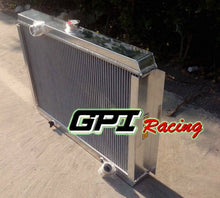 Load image into Gallery viewer, 56mm CORE FOR Mitsubishi Starion 2.0 Turbo Manual MT Aluminum Radiator