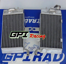 Load image into Gallery viewer, GPI Aluminum radiator for HONDA XRV650 AFRICA TWIN XRV 650 1988-1990 1989