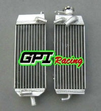 Load image into Gallery viewer, R&L aluminum radiator FOR suzuki RM125 RM 125 RM125X RM125W RM125Y 1998-2000 99