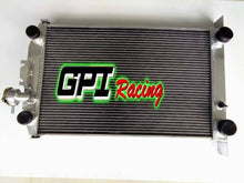 Load image into Gallery viewer, 56MM FOR FORD STREET/HOT ROD W/FLATHEAD V8 MANUAL 1937-1939  ALUMINUM RADIATOR