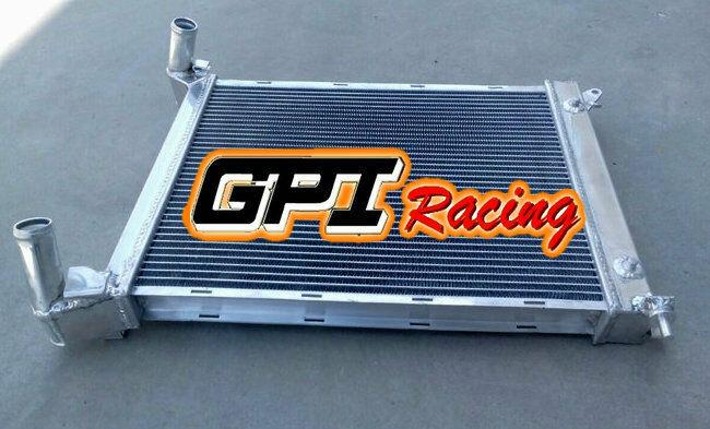 FOR MINI COOPER 1.4 diesel With & Without A/C 2002-2006 05 04 aluminum radiator