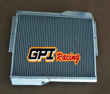 Load image into Gallery viewer, Fit  MG MGB GT V8 1973-1976 1974 1975 aluminum Radiator 56mm
