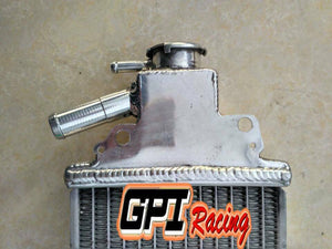 FOR HONDA PCX125 WW125 (126) 2010 -2013 2011 2012 Aluminum Radiator