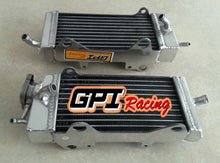 Load image into Gallery viewer, GPI FOR Yamaha YZ250 YZ 250K 1983 1984 Aluminum Radiator