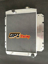 Load image into Gallery viewer, FOR BUICK , SPECIAL, SUPER. ROADMASTER 1950-1952 1951 ALUMINUM RADIATOR