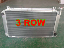 Load image into Gallery viewer, FOR Nissan Patrol Safari Y60 GQ 4.2 L TB42S/TB42E I6 petrol aluminum radiator