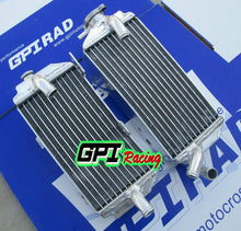 Load image into Gallery viewer, For Honda CRF450R CRF 450 R 2013 2014 13 14 Aluminum Radiator + Hose