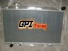 Load image into Gallery viewer, Aluminum Radiator Fit NISSAN 350Z FAIRLADY Z Z33 AUTO TRANSMISSION AT 2003-2006