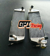 Load image into Gallery viewer, FOR HUSQVARNA;TE570 2001-2004;TE410 1995-2001.TE610 1992-2000 Aluminum Radiator