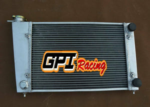Aluminum radiator  for VW Golf Mk1 1.5 1981-1984 1982 1983 2 Row 40MM CORE