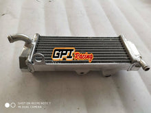 Load image into Gallery viewer, Left Fit Yamaha YZ450F YZ 450 F  2018 2019  aluminum radiator