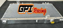 Load image into Gallery viewer, aluminum radiator FOR TOYOTA ARISTO JZS161 2JZ-GTE 3.0L TURBO AT 1997-2004 98