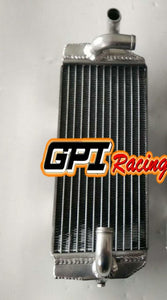 No Cap Left Side Radiator Fit Beta RR250/RR300 2-Stroke 2013-2015 2014 13 14 15