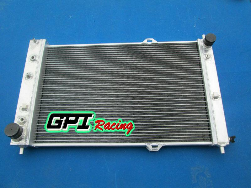 for Ford Mustang 1997 - 2004 98 99 00 01 02 V8 4.6L Engine Aluminum Radiator