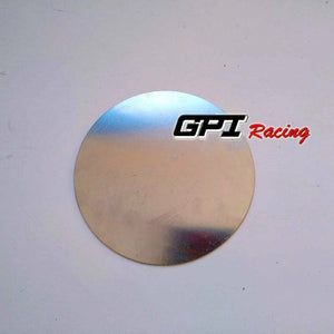 "GPI Ailuminum Disc Circle Blank Plate Sheet Round 250MM 10"" D DIAMETER 2MM Thick"