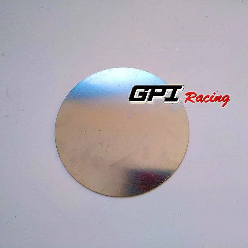 GPI Ailuminum Disc Circle Blank Plate Sheet Round 250MM 10