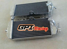 Load image into Gallery viewer, L&R For TM Racing EN / MX 125/144/250/300 SMR 125 2008-2016 Aluminum Radiator