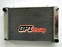 "Load image into Gallery viewer, 62MM 2.5"" FOR Triumph TR8 TR 8 3.5L V8 1978–1981 1979 1980 aluminum radiator"