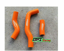 Load image into Gallery viewer, FOR KTM 450 SXF 450SXF 07 08 09 2007 2008 2009 silicone radiator hose ORANGE